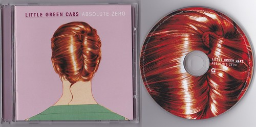 Little Green Cars   Absolute Zero (2013) (MP3) [Album]
