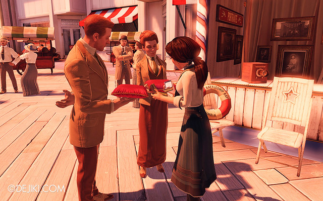 BioShock Infinite - Shopping