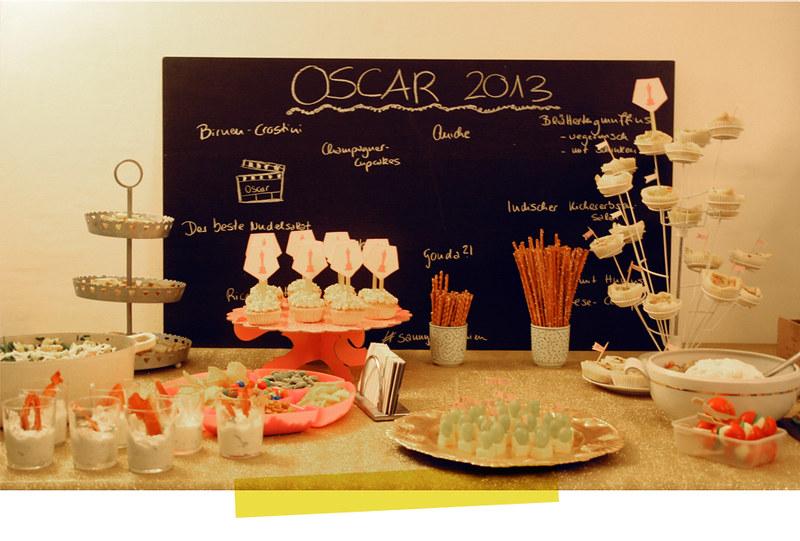das oscar-buffet 2013