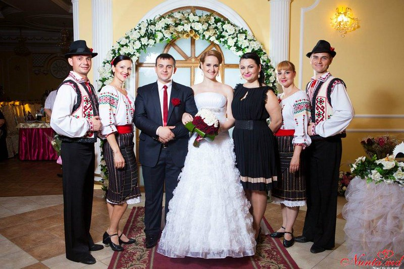 Джета Бурлаку - свадьба о которой вы мечтали!