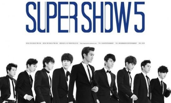 Super Junior Fará Show no Brasil no Próximo Dia 21!