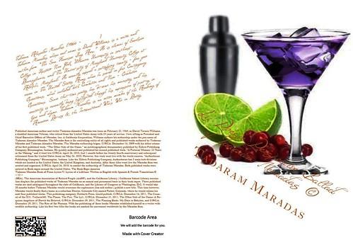 La Poésie Perspective Ballad of Tadaram Maradas © Authored by Tadaram Maradas by Tadaram Alasadro Maradas
