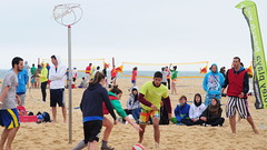 play, sports, beach soccer, youth, beach volleyball,