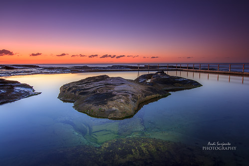 seascape pool sunrise north sydney torch nsw beaches curl