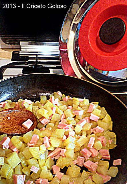 frittata patate e prosciutto (2)