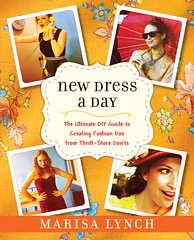 I Heart Craft Books: New Dress a Day, by Marisa Lynch