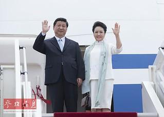 中国领导人出访揭秘:礼宾司打前站 服装自备