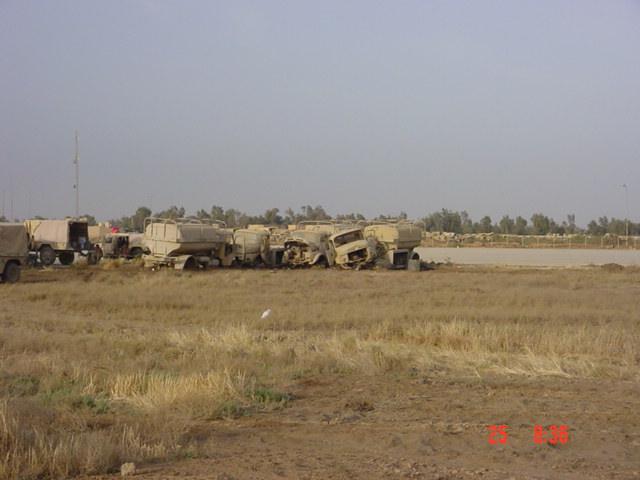 Iraqi Trucks