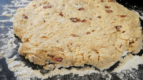 Bacon Cayenne Scones 10