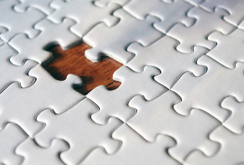 Missing piece of the puzzle
