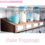 Cake Toppings