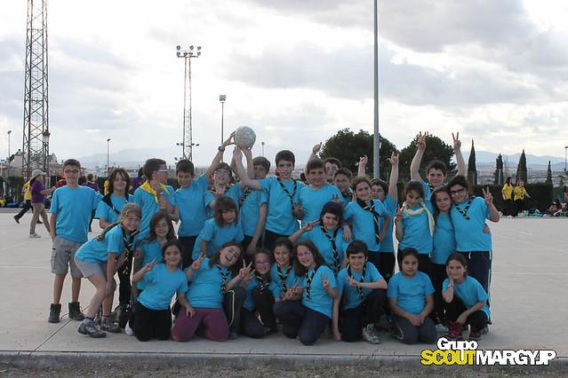 II Olimpiadas Scouts MASRM - MARGYJP