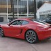 NEW 2014 Porsche Cayman S 981 FIRST PICS in Beverly Hills 90210 Guards Red 1200