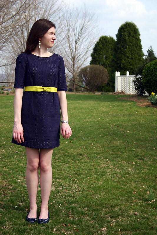 Laurel party dress2
