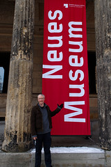 J at the Neues Museum