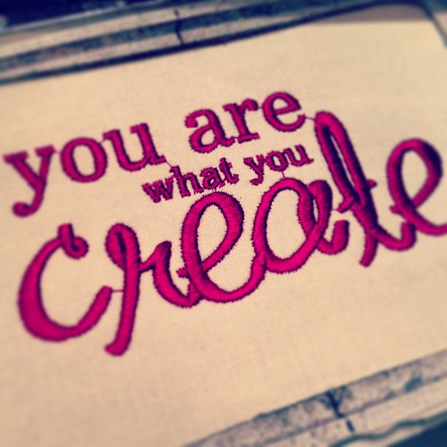 #words #embroidery