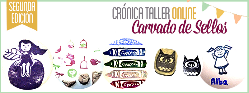 Cronica primer taller carvado 2 edicion