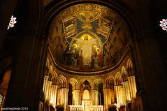 Paris. Basilique du Sacré Cœur | 62