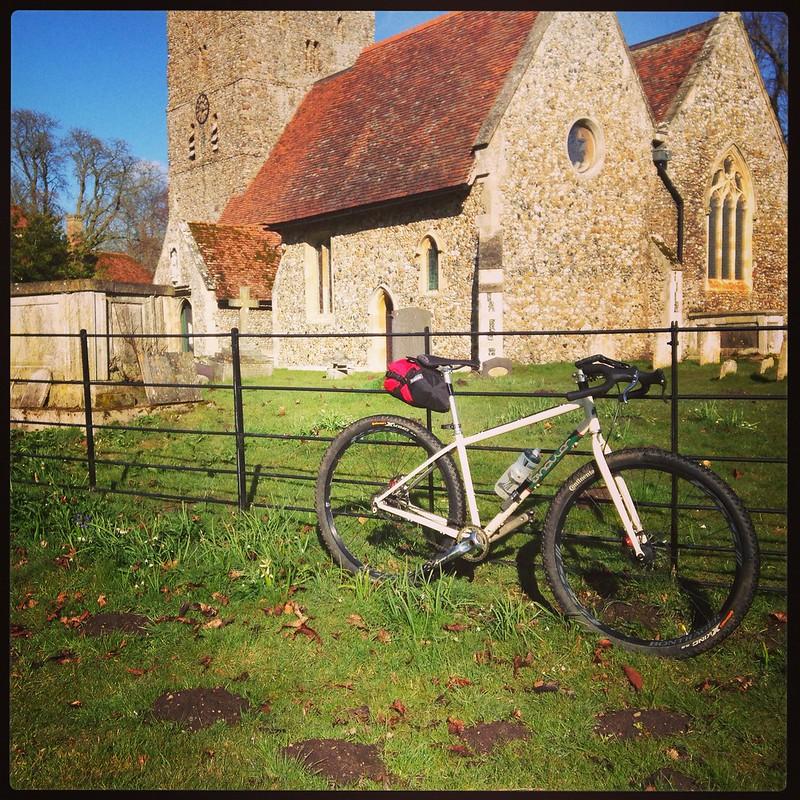Little Bardfield Church...