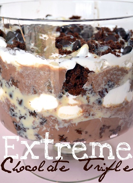 Extreme Chocolate Trifle