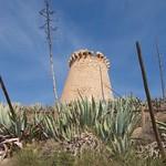 Tower on Cliff above Santa Pola