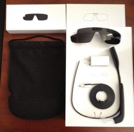 谷歌眼镜24小时初体验:功能强大使用方便