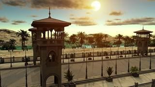 desert render #7