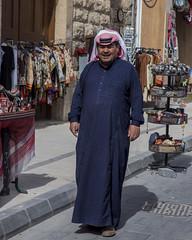 Le vendeur de babioles