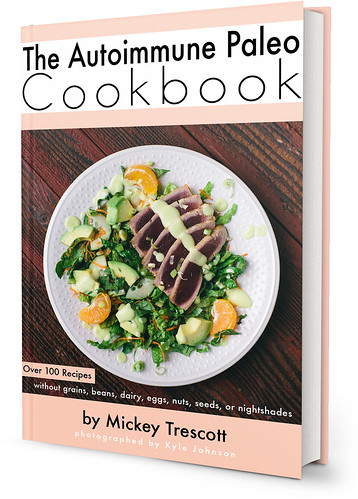 The Autoimmune Paleo Cookbook Cover