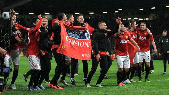 United won 20th title