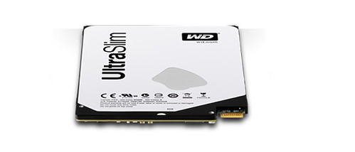 Western Digital Ultra Slim