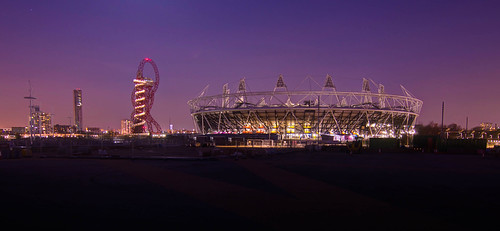 Stadium HDR by stonedcamel