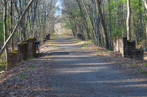 Bedford Narrow Gauge Rail-Trail