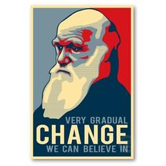 Darwin Gradual Change