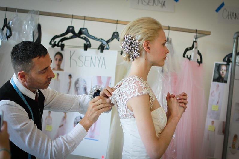 Oscar de la Renta Bridal 2014 - 37