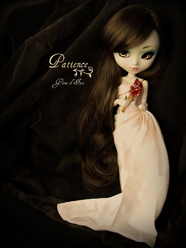 Patience - Mattie, Pullip Prunella by Game of Fate
