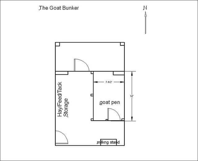 goat bunker