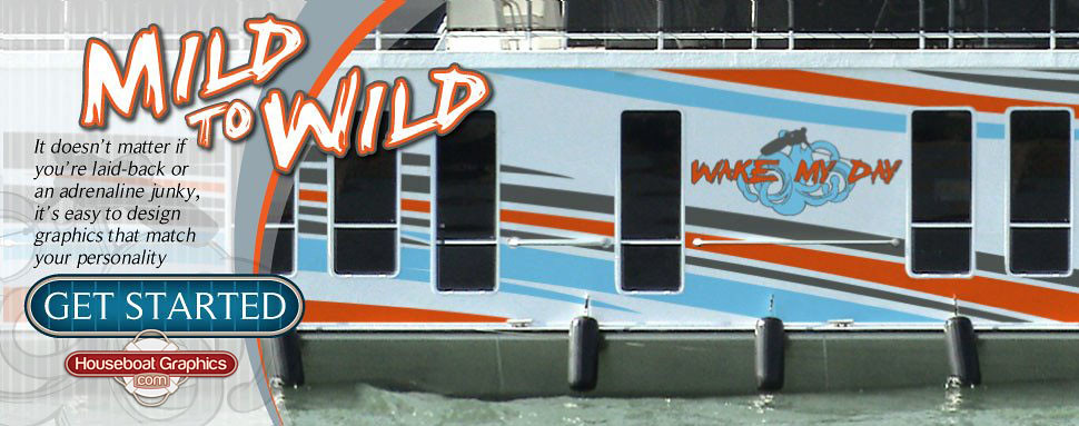 Houseboatgraphicscoms Most Interesting Flickr Photos Picssr - Houseboats vinyl decals