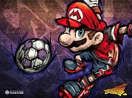 Mario na główkę!