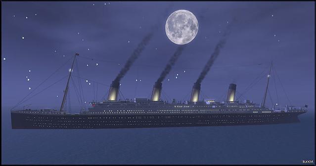 Titanic Moon