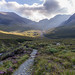 Heading into the Cuillin by AnnieMacD
