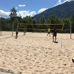 Beachvolleyball Pfingsten 2016