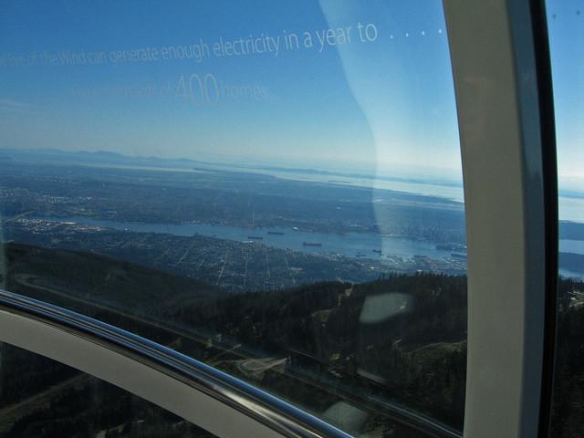 Vancouver English Bay from, Canon DIGITAL IXUS 750