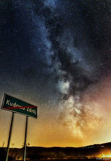 Droga Mleczna w Kudowie Zdrój