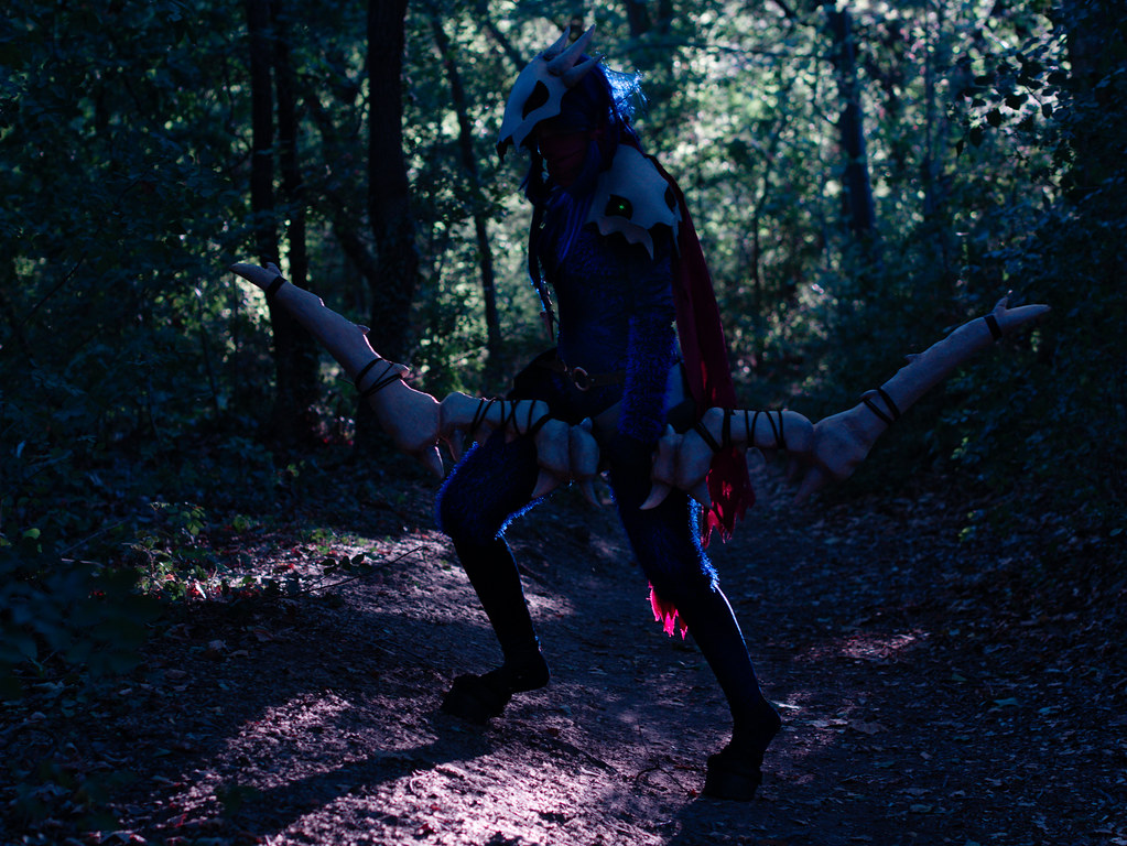 related image - Shooting Kindred - League of Legends - Bords de la Luynes - Gardanne - 2016-08-21- P1540186