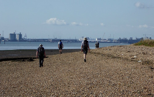 By Southampton Water