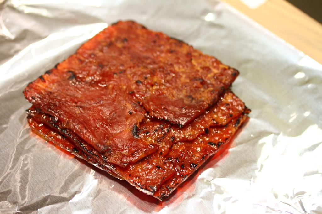 The Ultimate Bak Kwa Taste Test: Bee Cheng Hiang