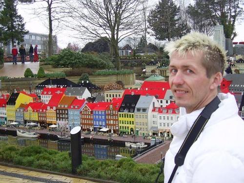 Lego land, Denmark, Easter 2007