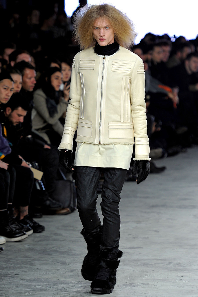 Paul Boche3454_FW13 Paris Rick Owens(Flashbang@TFS)