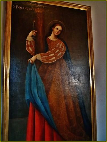 restauracion de pintura sobre tela